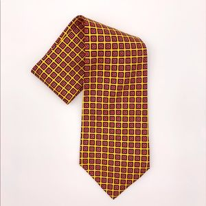 Polo by Ralph Lauren Patterned Men'a Tie